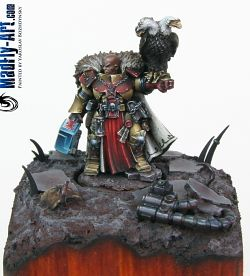 Lord Inquisitor Torquemada Coteaz