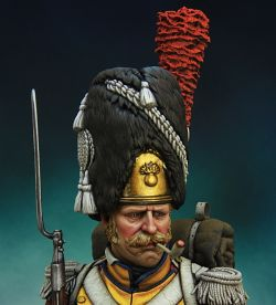 Grenadier of 1st Swiss regiment