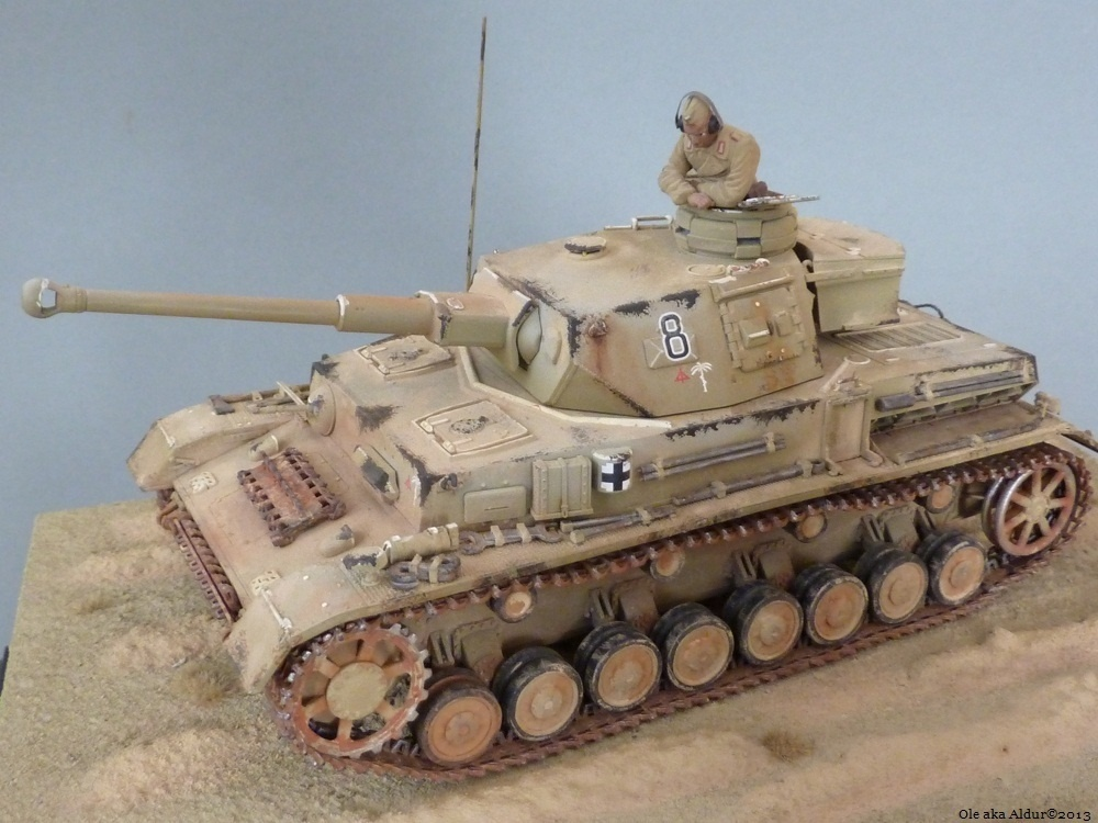 Panzer IV Ausf.... F2