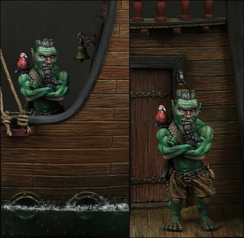 Kaer - Goblin pirate
