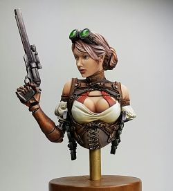 Jessica Thunder - Scale 75 Bust