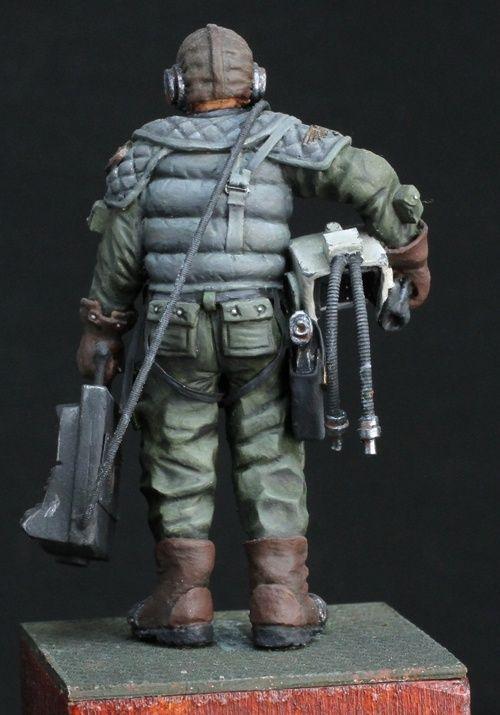 54mm imperial pilot