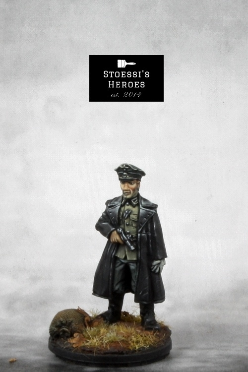 Stoessi's Heroes - German SS Officer Hans