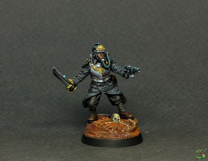 Forgeworld death korps - death korps of krieg | eBay  Korps Tropical
