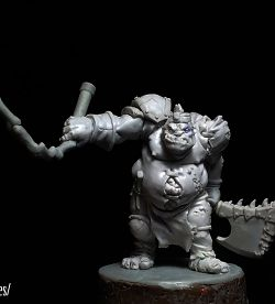 "Ghorgurk ""The bonesplitter"""