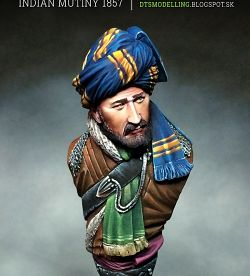 Captain Dighton Probyn Indian Mutiny 1857 (Stormtrooper Miniatures)