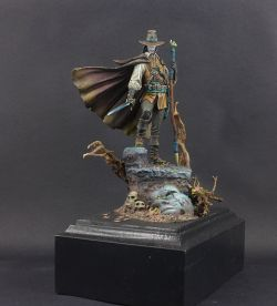 Solomon Kane by FeR miniature