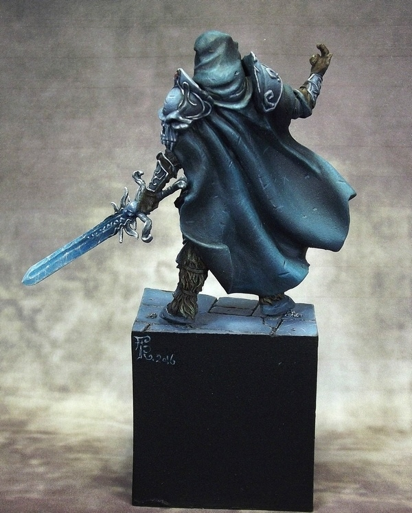 Beelphegor the soul reaper/ arthas colour shema 54mm