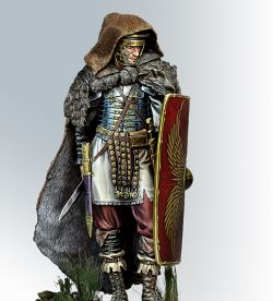 Roman Legionary- Official Boxart for Pegaso Models