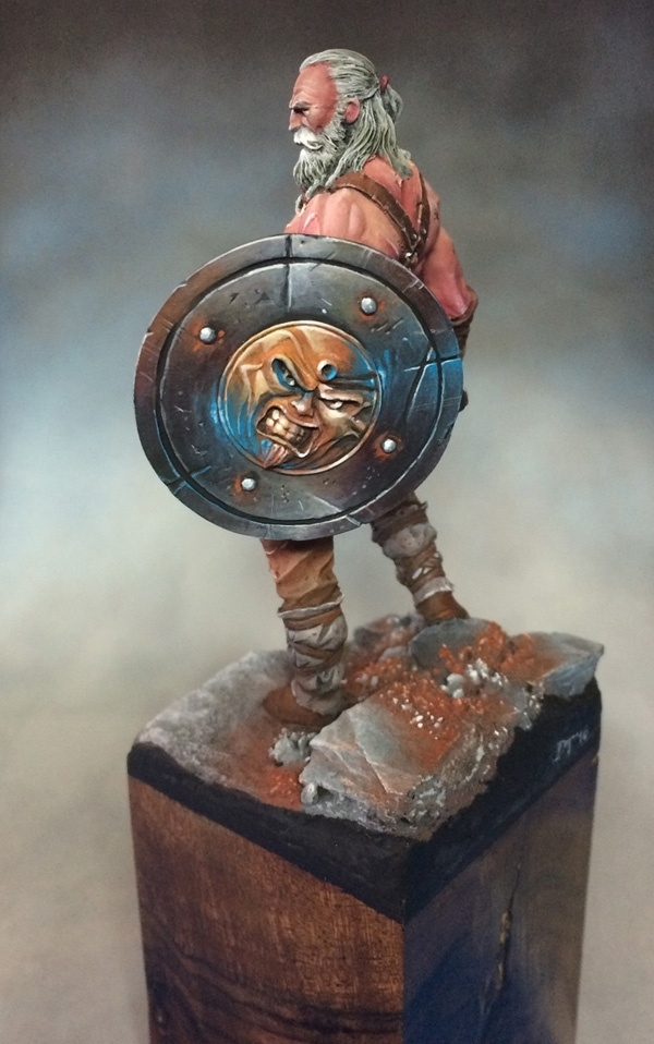 Old Barbarian (Black Sun Miniatures)