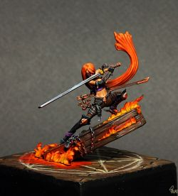 ... and Justice for all (Lady Justice Malifaux)