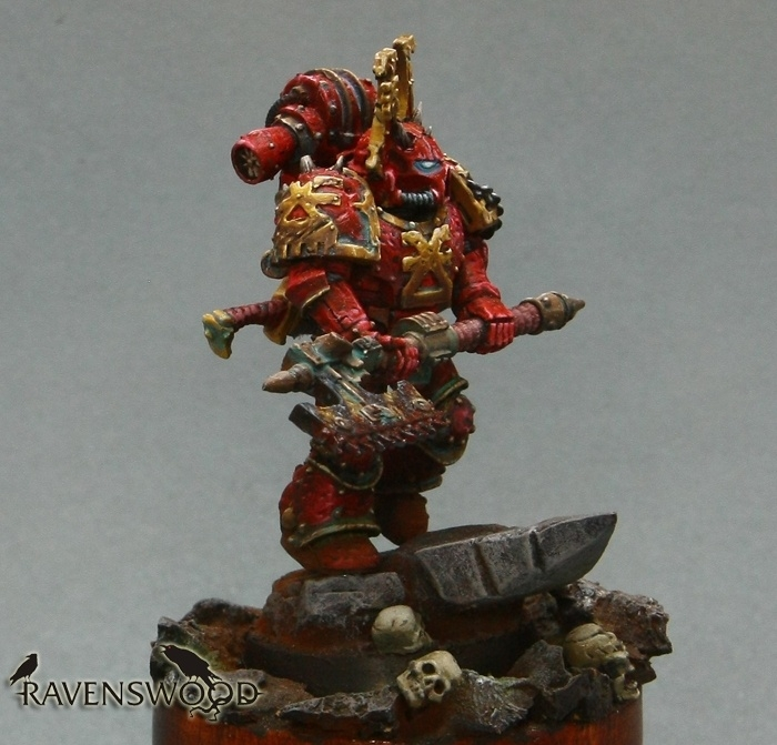 World Eaters Khorne Berzerker