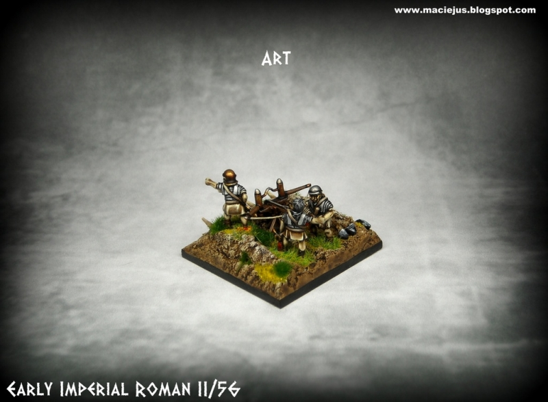 Early Imperial Roman Bolt Thrower