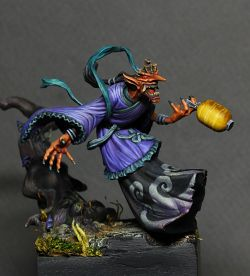 Ama No Zako from Malifaux