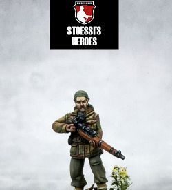 Stoessi's Heroes - Canadian Highlander Scout and Sniper Harold