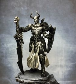 Dumah, Lord of bones