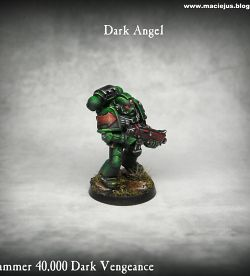 Dark Angel Tactical Marine