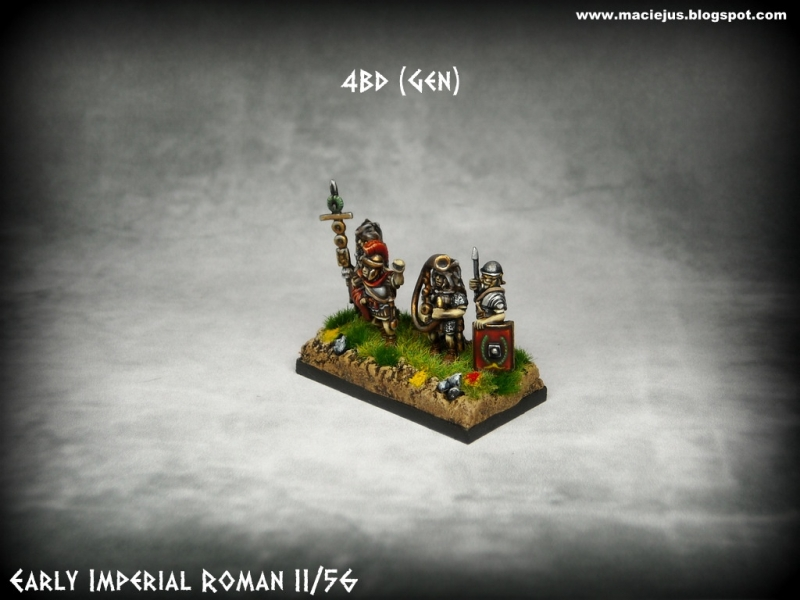 Early Imperial Roman General on Foot