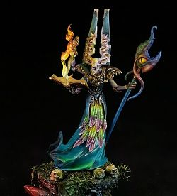 Gaunt Summoner of Tzeentch