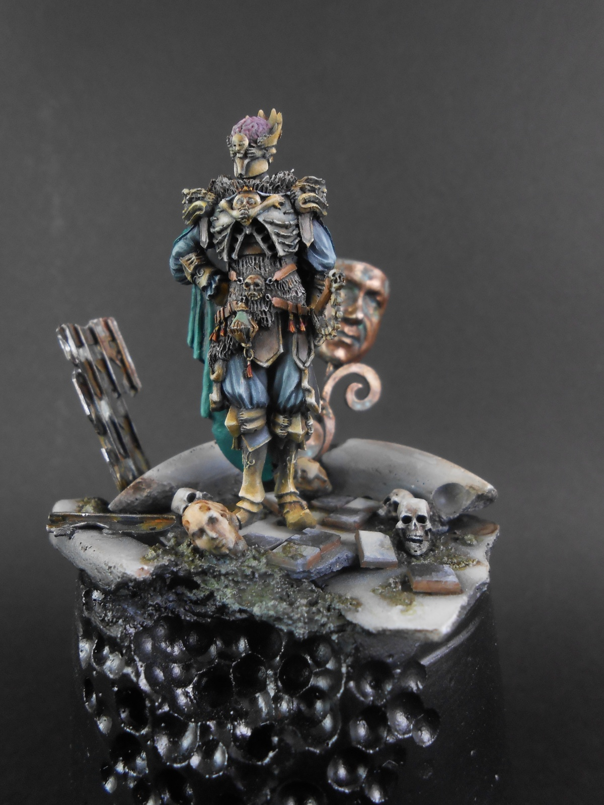 The Hand Kingdom Death By Pest666 183 Putty Amp Paint