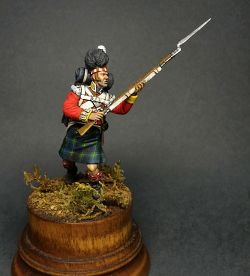 Scottish Infantryman 1812-1815( Gordon)
