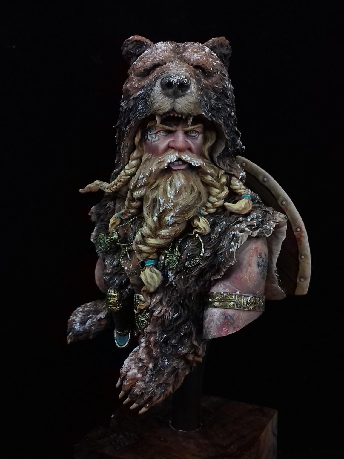 Viking Berserker by SirenD on DeviantArt  Viking Berserker