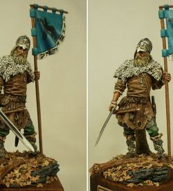 Viking Standardbearer