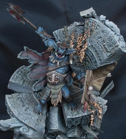 Volgor from Andrea Miniatures
