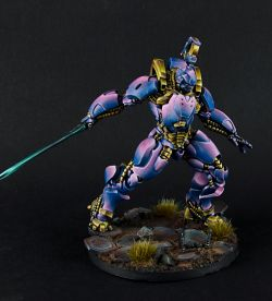 Infinity Yu-Jing Guijia AKA The Bubblegum Knight