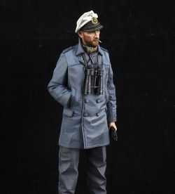 German U-Boat Captain