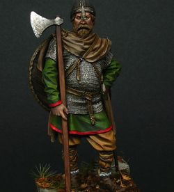 Viking Cheftain, 9th - 10th Century