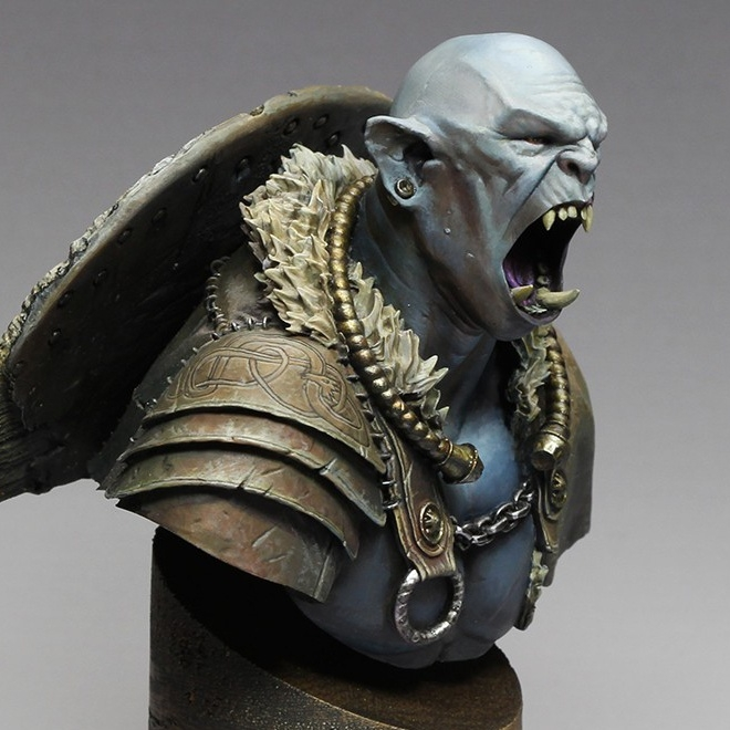 The White Orc