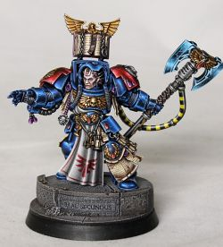 Blood Angels Terminator Librarian