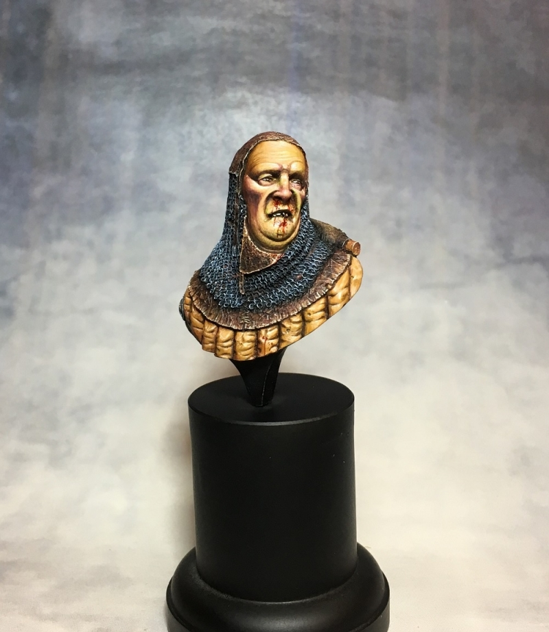 Propser Avalonian bust