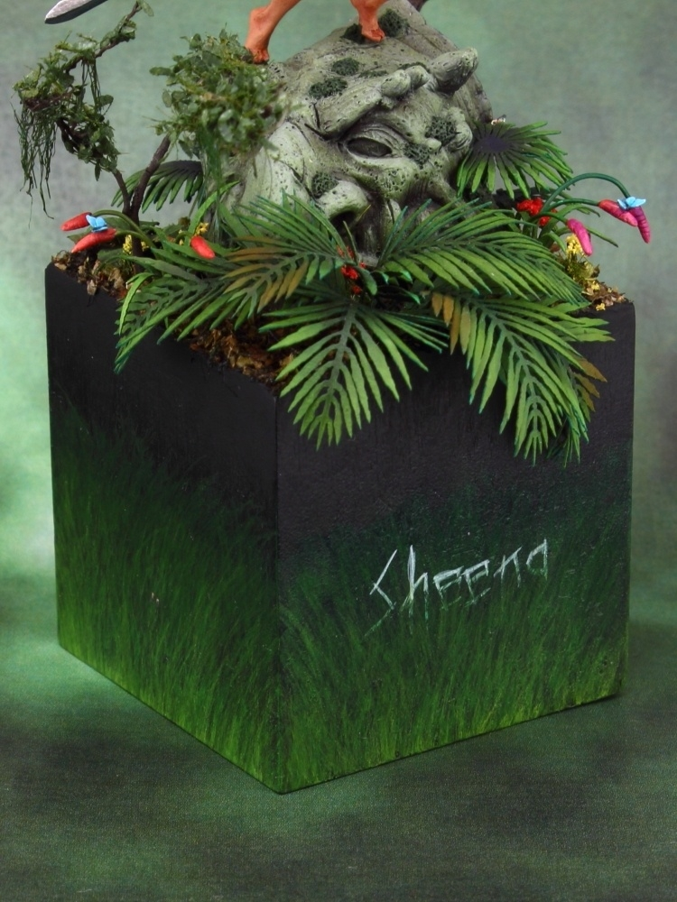 Sheena The Jungle Princess By Arne Wilkens 183 Putty Amp Paint
