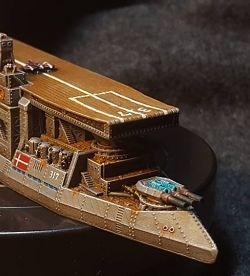 Asgard Battle Carrier