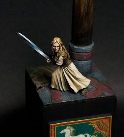 Eowyn - Shieldmaiden of Rohan