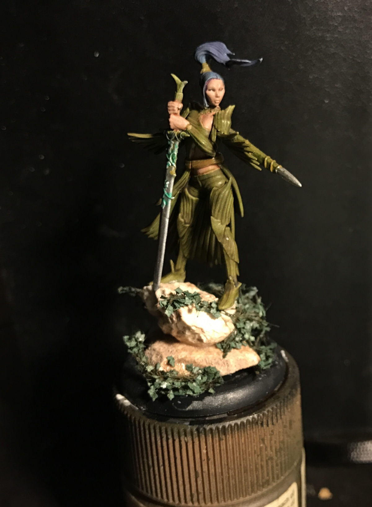 Malifaux Crew Titania By Mgsanna 183 Putty Amp Paint