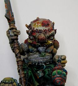 Gnome-Necromancer Mid Nor Scourge Bearer