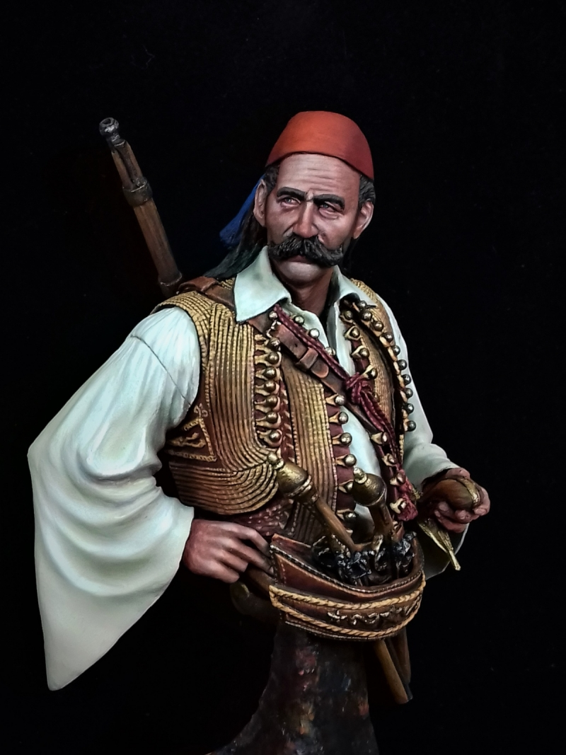 Hellenic Revolutionary Freedom Fighter