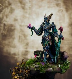Return of the Flower Knight - Kingdom Death