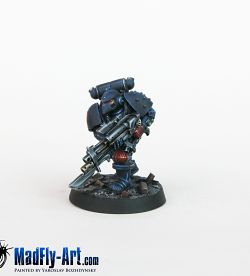 Imperial Space Marine
