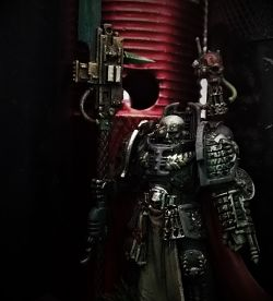 Speed Paint- Deathwatch