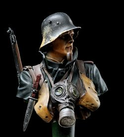 German Soldier WWI