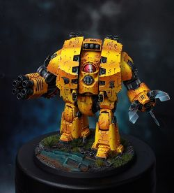 Imperial Fists Leviathan Dreadnought