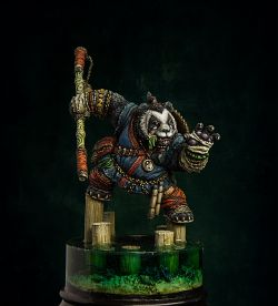 Panda Monk (Ancient Warriors)