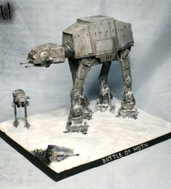 Star Wars: Battle of Hoth - Scale 1/144 (2017)