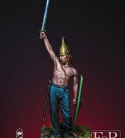 Celtic Warrior, 3rd Century B. C.