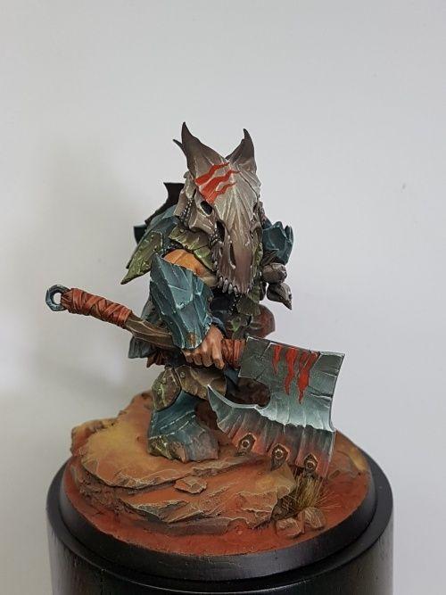 Ironjawz Paint Job