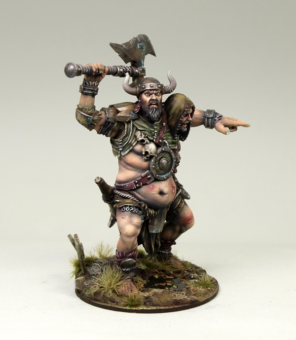 Skoll, The Ettin (54mm)